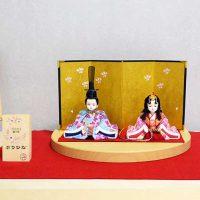 木目込み人形のプリンセス雛人形   ぷりひなシリーズ 初音雛さくら 52,800円